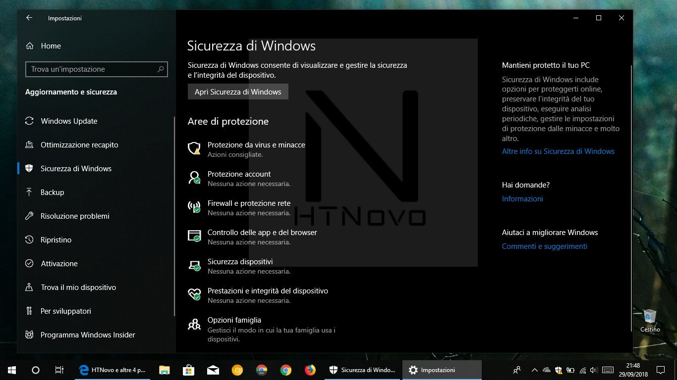 Sicurezza-di-Windows