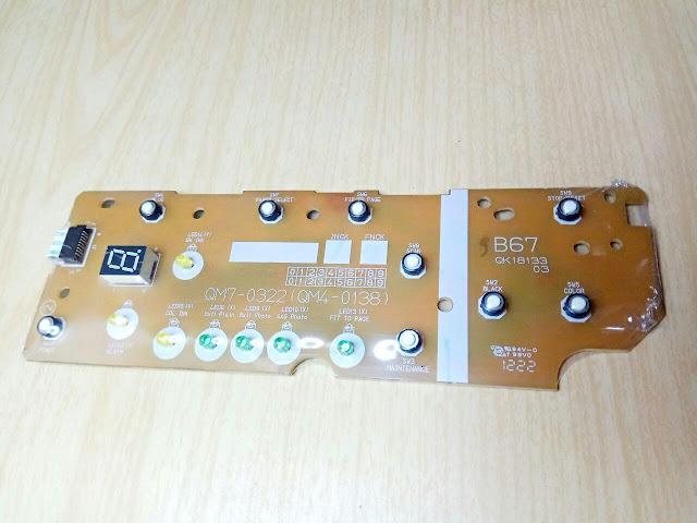 JUAL PANEL SWITCH PRINTER CANON E500/E510/MG2270/MG2170