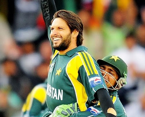 Shahid Afridi Biography,Profile And Images
