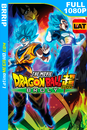 Dragon Ball Super: Broly (2018) Latino FULL HD 1080P - 2018