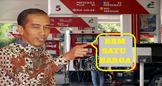 Tokoh Agama Sebut Harga BBM di Papua Hanya Turun Saat Jokowi Blusukan, Jika Tidak Segini Harganya