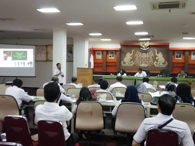 Bawaslu Lampung Gelar Sosialisasi Netralitas Bagi ASN Pada Pemilu 2019
