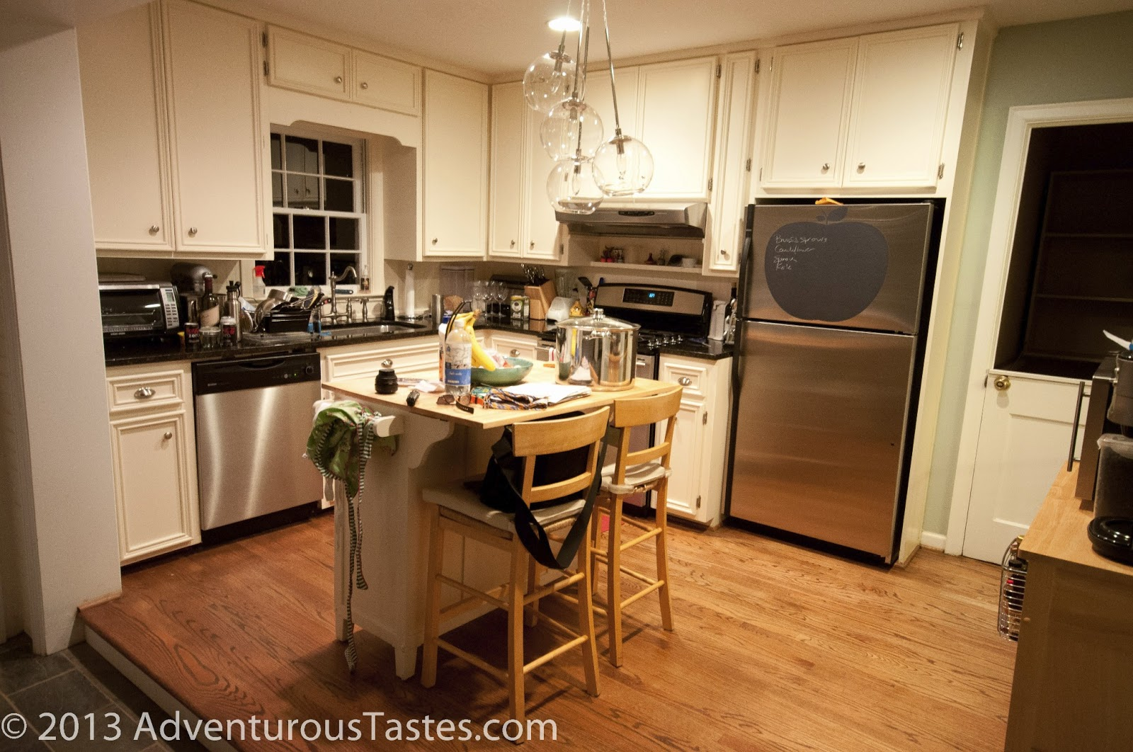Country Rolling Kitchen Cabinets