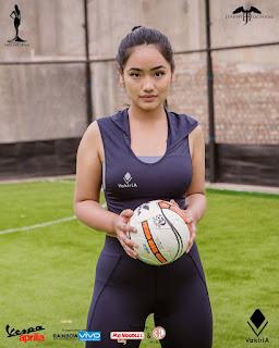 Miss Mizoram Fintess Round 2018