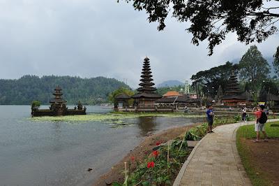 Pura Ulun Danu Bratan Bali Indonesia