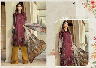 Deepsy Maria b lawn 19 Cotton Pakistani Suits