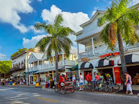Honeymoon destination in Florida