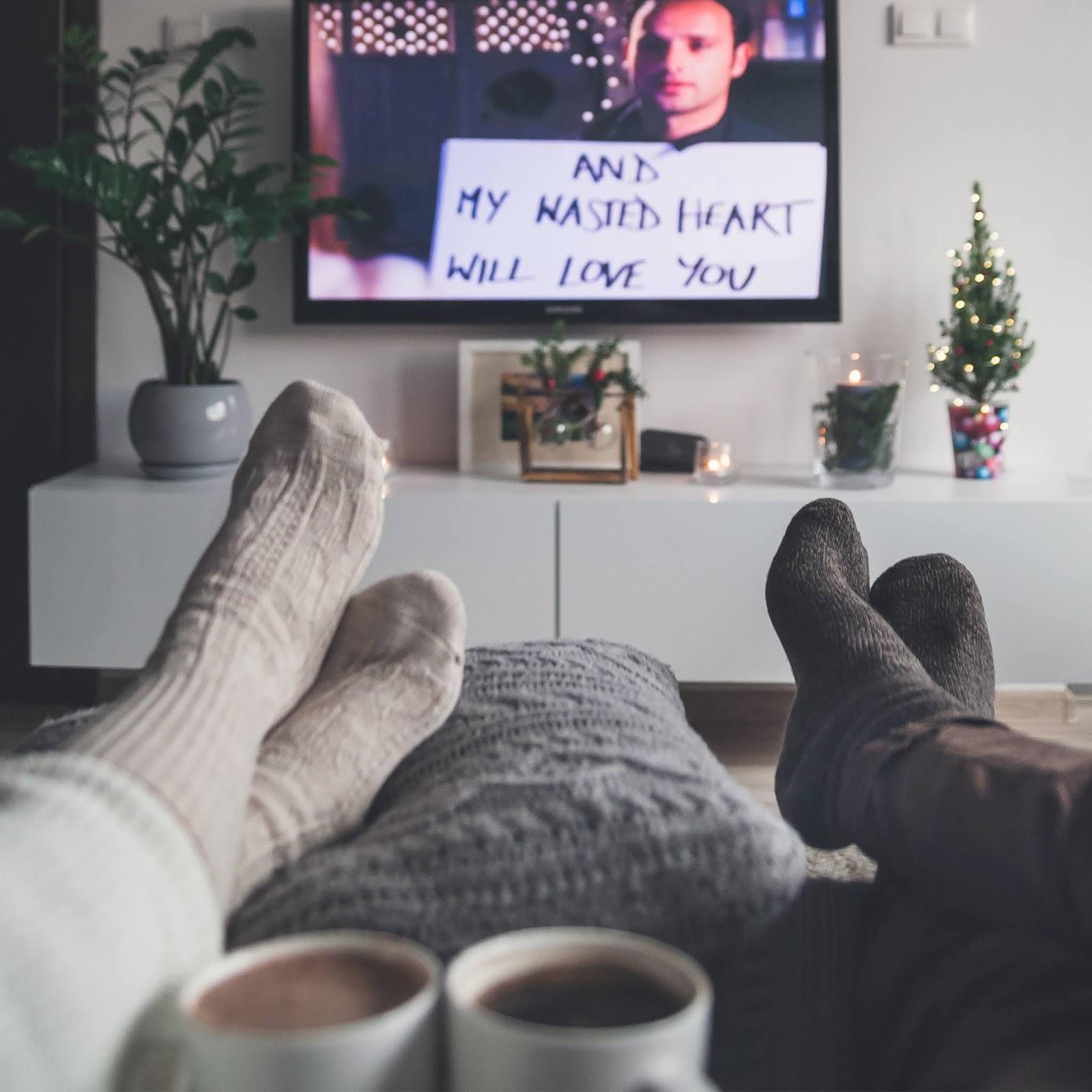 święta oglądamy świąteczne filmy