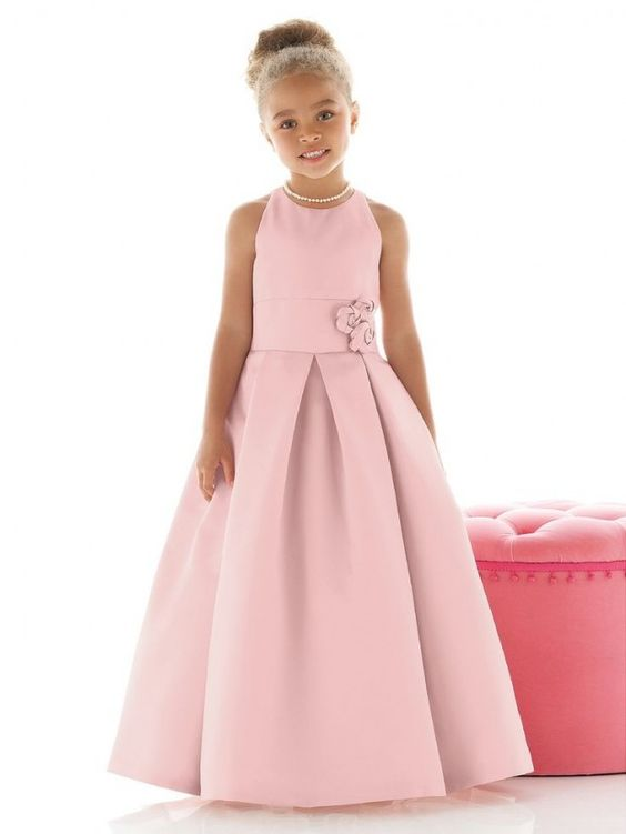 Dorable Vestidos De Niña Para La Boda Inspiración - Ideas de Estilos ...