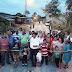 Comunidad agradeció al Alcalde de Popayán gestión para construir placa huella.