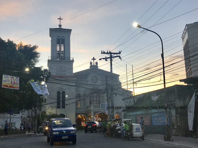 THE IMMACULATE CONCEPTION CATHEDRAL OF CUBAO, Quezon City, Philippines