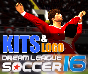 Dream League Soccer 2016 - Kits and Logo