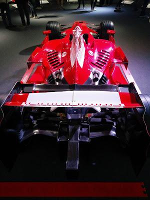 monoposto Ferrari