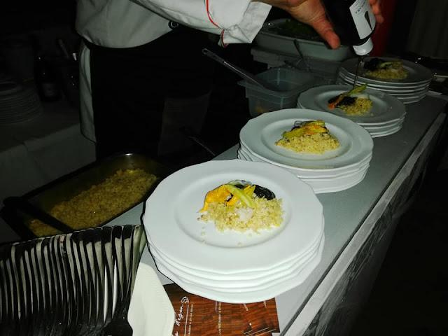 filo d esca piatti ristorante