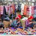 Bức tranh rực rỡ sống động của chợ phiên Mường Khương