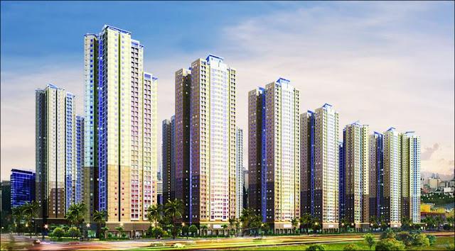 Liền kề Hibrand sự đẳng cấp đến từ chung cư kiểu mẫu xứ Hàn