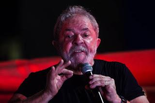 Lula recorre ao TRF4 para não ser preso