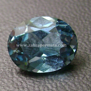 Batu Permata Blue Topaz - ZP 426
