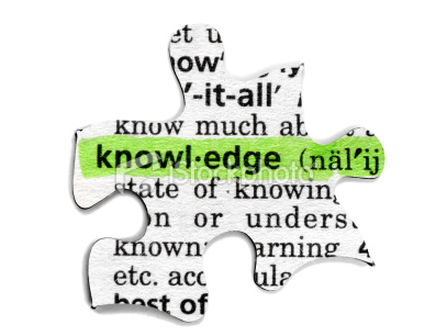 How to turn Information into knowledge