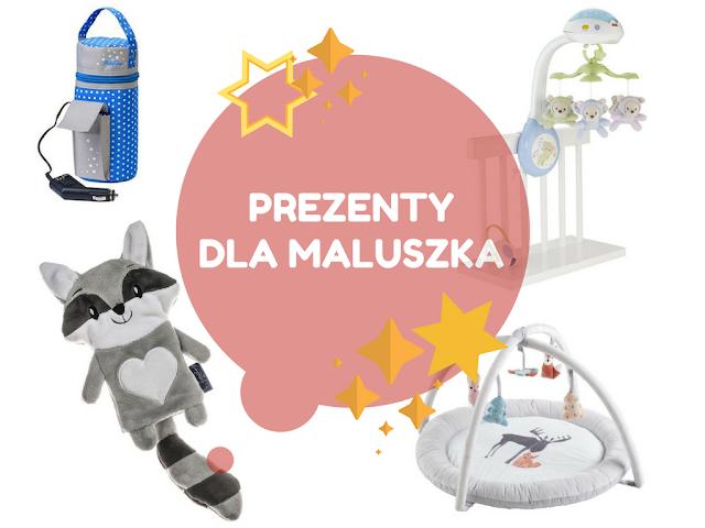 Pomysł na prezent dla niemowlęcia