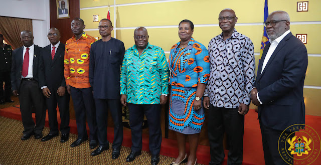 """Protect The Interest of Consumers as Well"" – President Akufo-Addo to PURC"