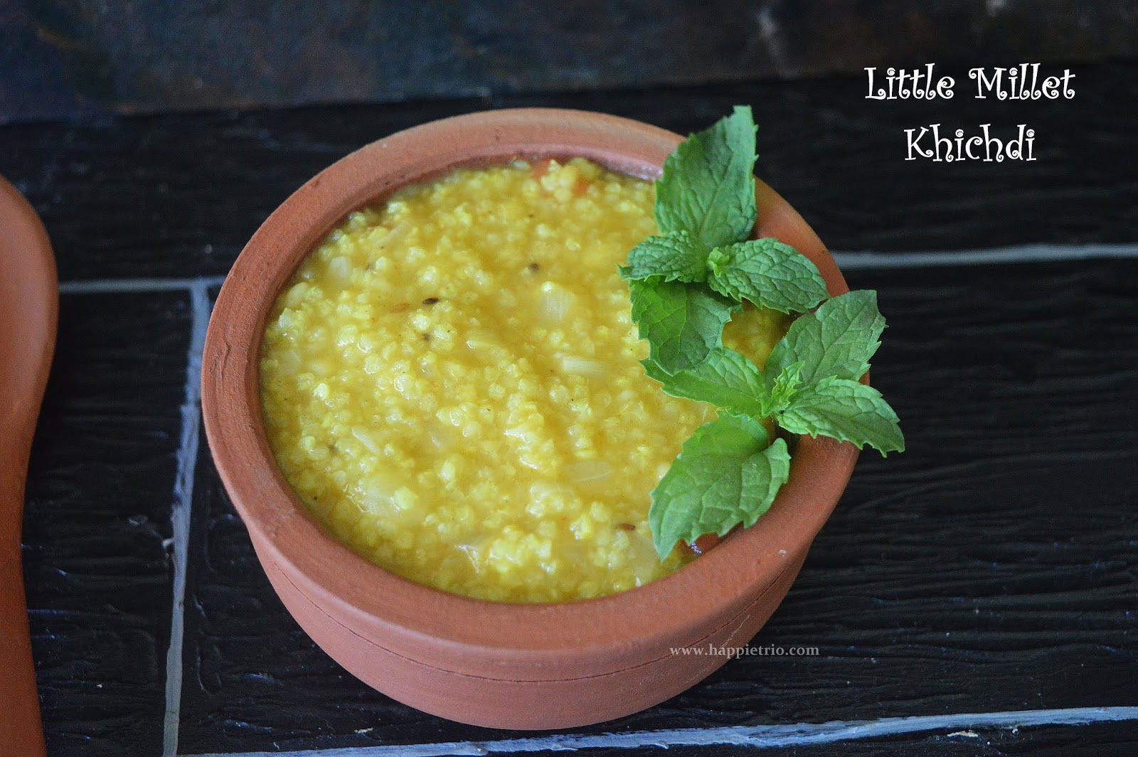 Little Millet Khichdi Recipe | Samai Arisi Khichdi | Samak Rice Khichdi | Millet Recipes