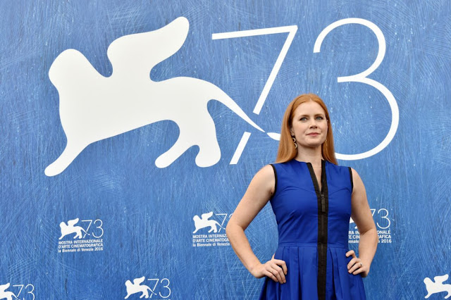 Amy Adams at Arrival Photocall at 73rd Venice Film Festival in Venice 2016-HDPhotos