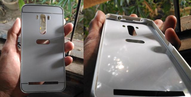 Metal Bumber Case - Asus Zenfone 2 Laser ZE550KL