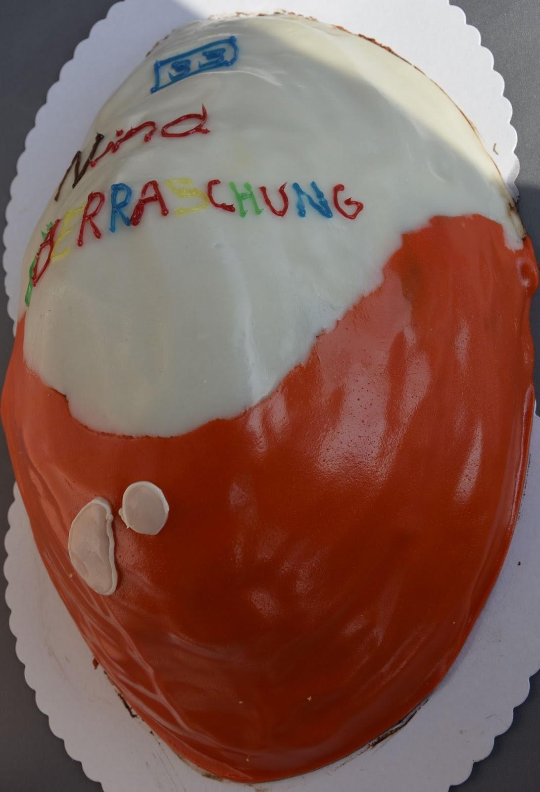 kalorienhexe ueberraschungsei torte