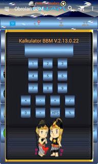 BBM Official Plus2 2.13.0.22 Apk Terbaru