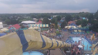 Sesame Street amusement park