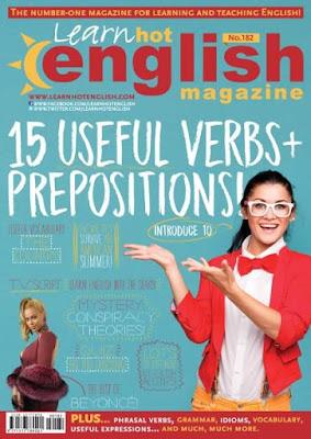 Hot English Magazine - Number 182