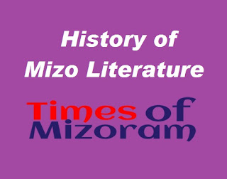 History of Mizo Literature