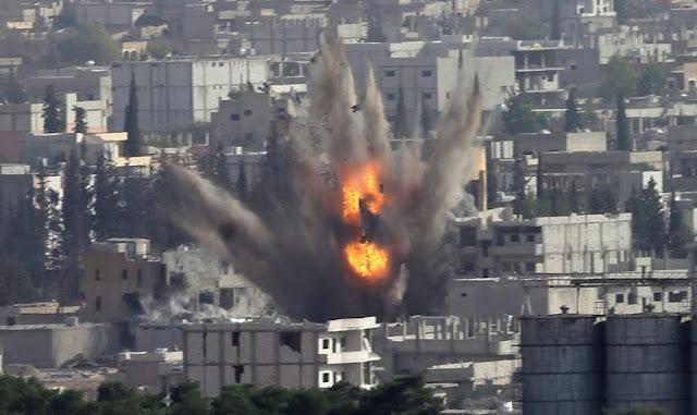 السعودية وقطر ترحبان بالعدوان الغربي على سوريا وسط تنديد عربي ودولي بالانتهاكات