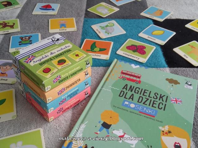 Czy uczyć dziecko angielskiego, skoro ledwo mówi po polsku?