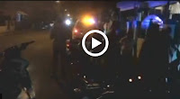 Policía realiza operativos en Navarrete. Mira el video