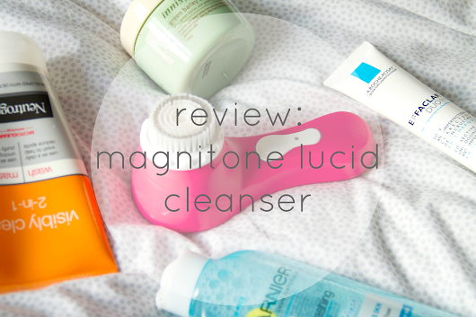Magnitone Lucid Cleanser