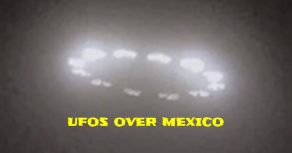 UFOs Filmed LIVE On Instagram In Mexico 👽🛸🛸🛸🛸🛸👽