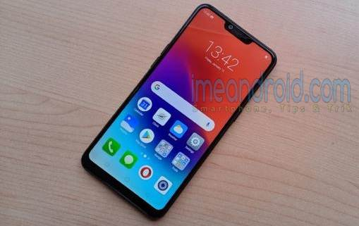 cara screenshot oppo realme2