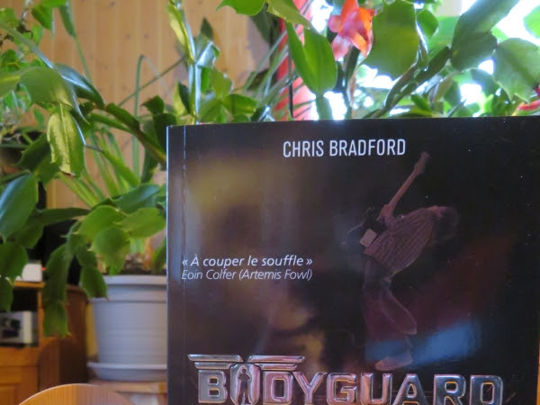 Bodyguard, tome 4 : La cible de Chris Bradford