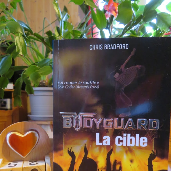 Bodyguard, tome 4 : La cible de Chris Bradford
