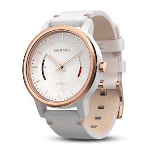 Garmin's vívomove analog watch launched with one year battery life and activity tracking features