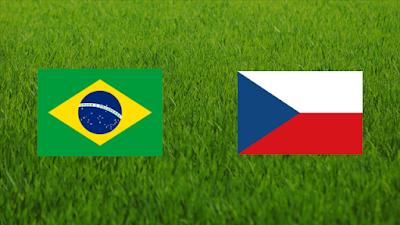 مشاهدة مباراة البرازيل والتشيك اليوم مباشر hd