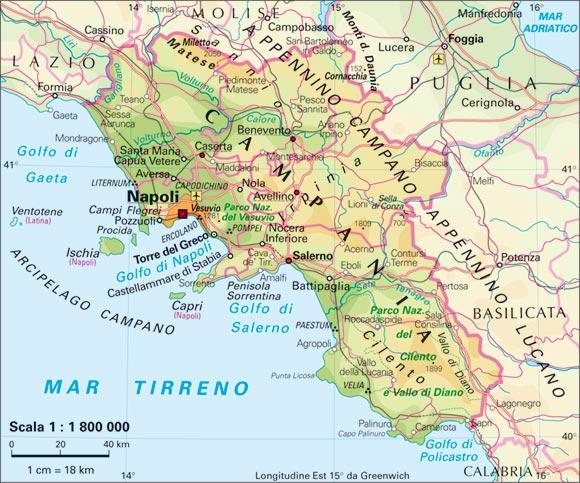 Vesuvio: come arrivare - Apt Napoli