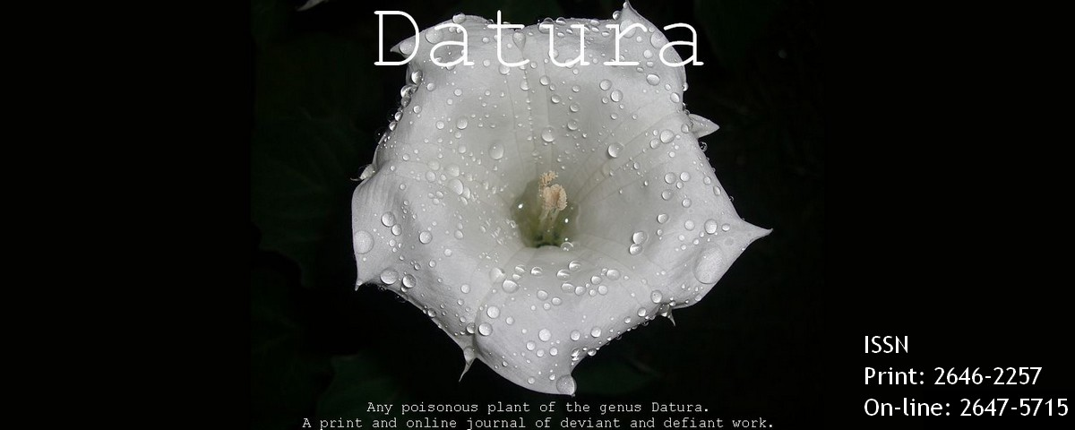 datura literary journal