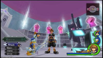 PSP - Kingdom Hearts Final Mix (English Patch) ISO