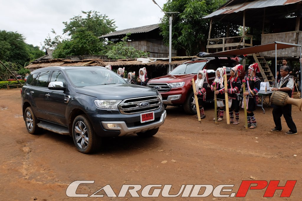 First Drive: 2015-2016 Ford Everest 3.2 anium 4WD and 2.2 anum ... on