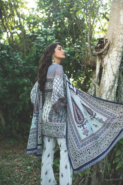 Nargis Fakhri Models For Designer Shehla Chatoor