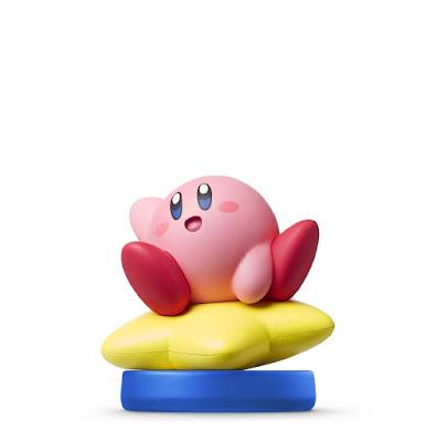 TOYS : JUGUETES - NINTENDO Amiibo Figura Kirby | Kirby Collection Junio 2016 | Videojuegos | A partir de 6 años Comprar en Amazon España & buy Amazon USA