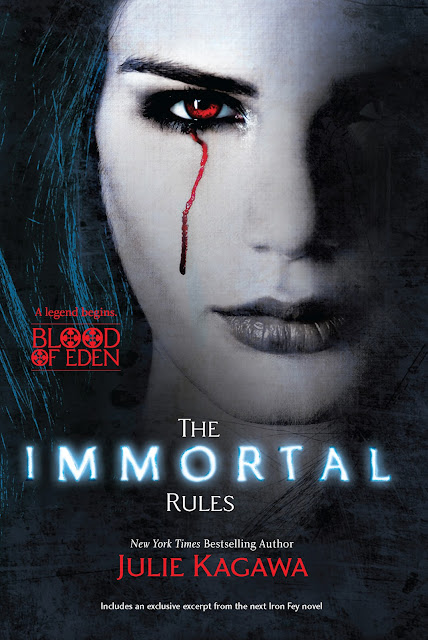 What's Hot # 4 : The Immortal Rules, de Julie Kagawa. 7